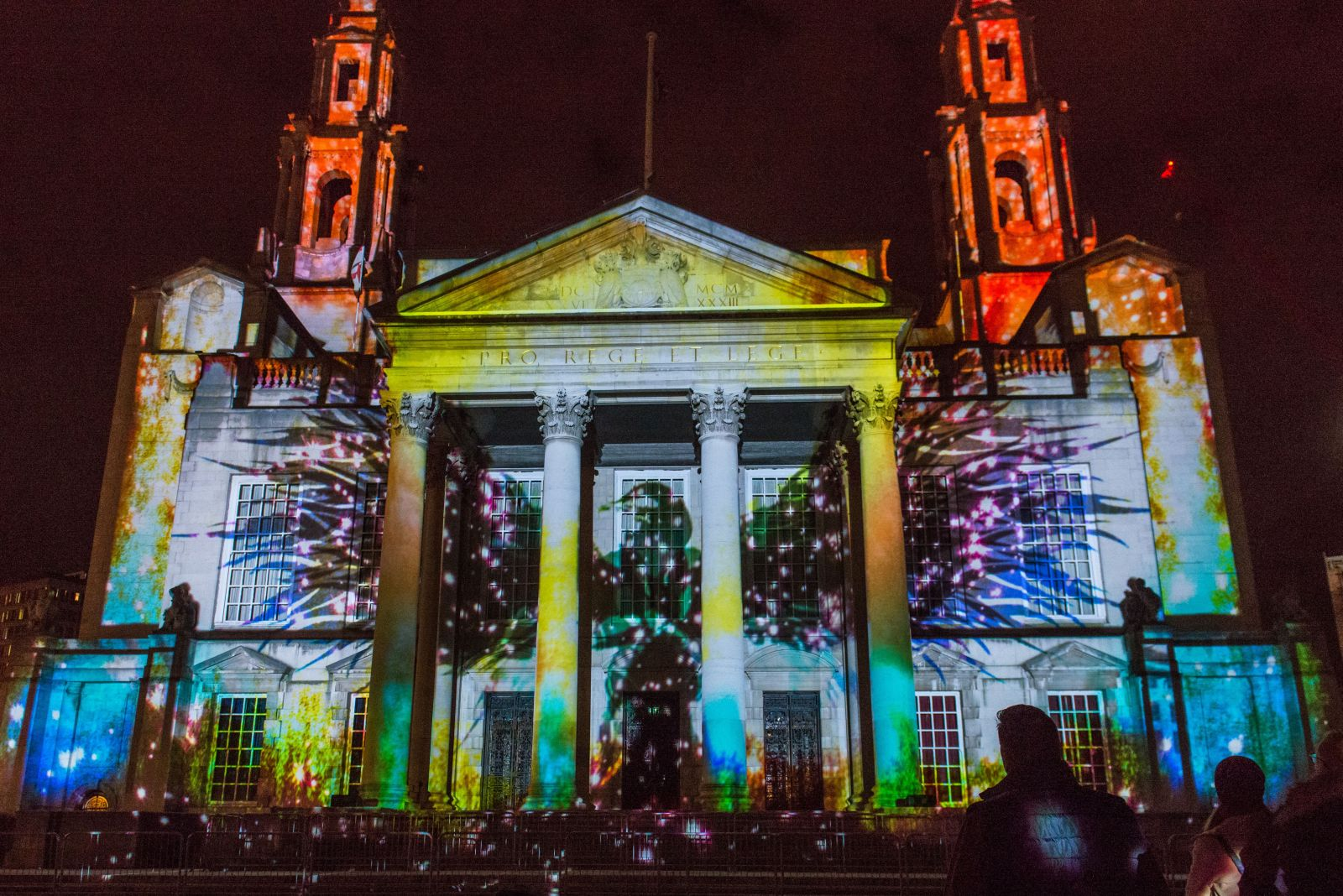 Opportunity: Light Night Leeds 2018 – Centrepiece Projection Commission