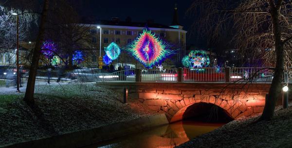 Opportunity: Lumo Light Festival, Oulu seeking proposals!